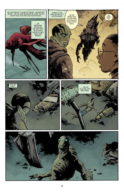 Page 9 Abe sapien tome 7