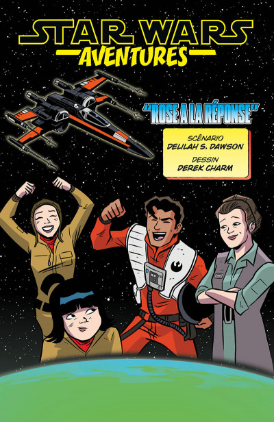 Page 4 Star wars - aventures tome 3