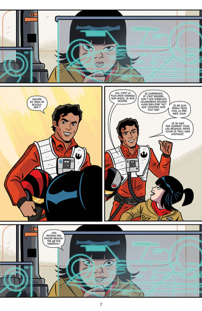 Page 7 Star wars - aventures tome 3