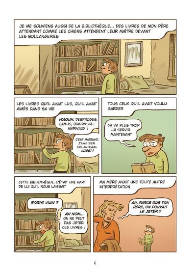 Page 6 Une vie toute tracée