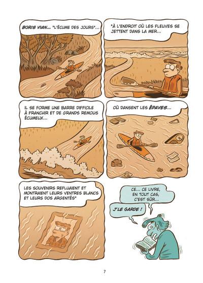 Page 7 Une vie toute tracée
