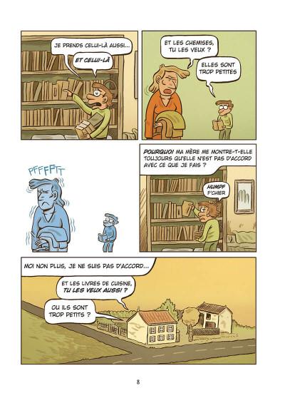 Page 8 Une vie toute tracée