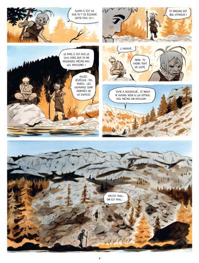 Page 4 Penss et les plis du monde