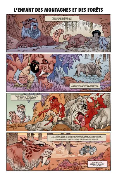 Page 8 L'épée sacrée