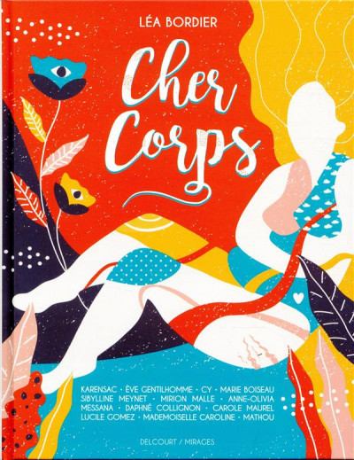 Couverture Cher corps