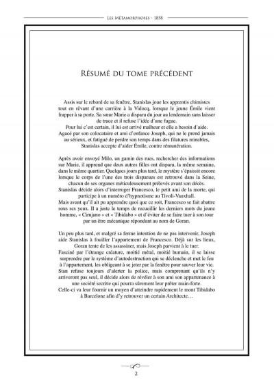 Page 2 Les métamorphoses 1858 tome 2 + ex-libris offert