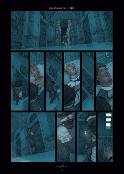 Page 2 Les métamorphoses 1858 tome 3