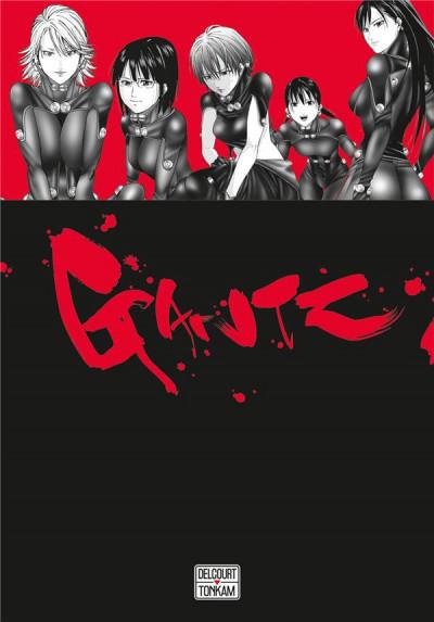 Couverture Gantz G - coffret tomes 1 à 3