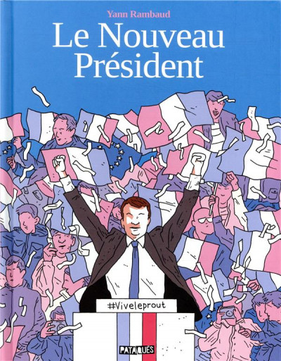 Couverture Le nouveau président