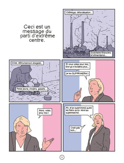 Page 5 Le nouveau président