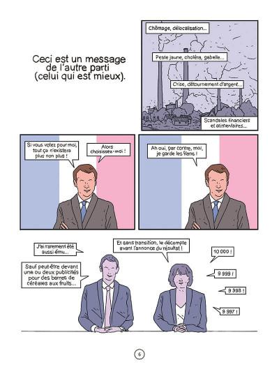Page 6 Le nouveau président