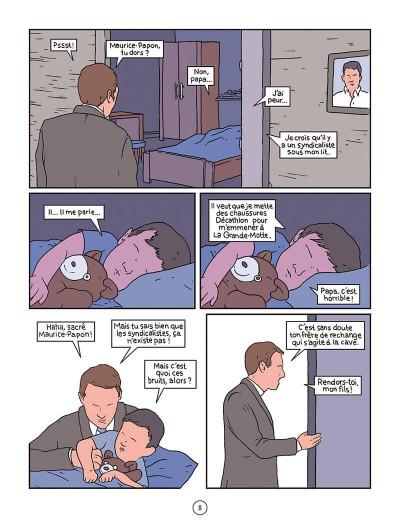 Page 8 Le nouveau président