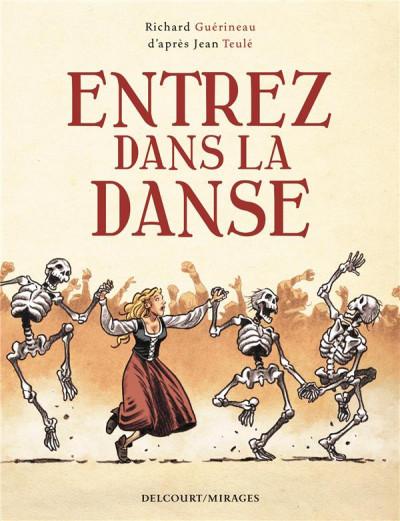 Couverture Entrez dans la danse