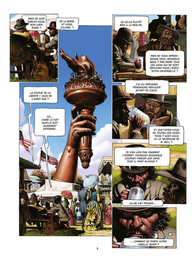 Page 8 Marshal Bass tome 5
