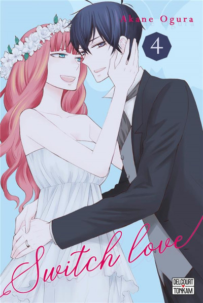 Couverture Switch love tome 4