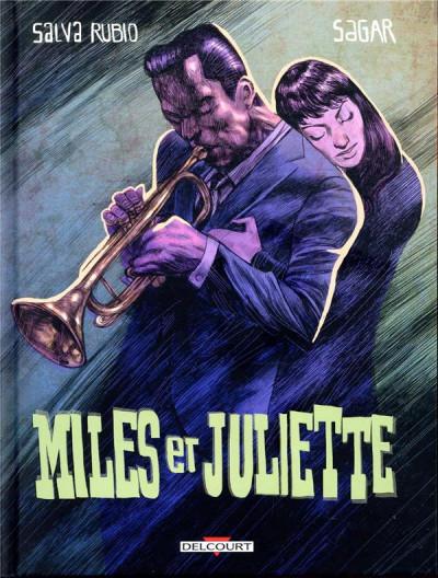 Couverture Miles et Juliette