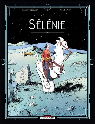 Couverture Sélénie + ex-libris offert