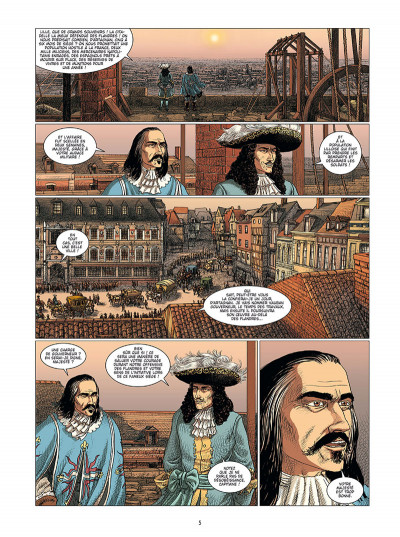 Page 3 Mousquetaire tome 3