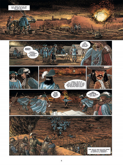 Page 4 Mousquetaire tome 3