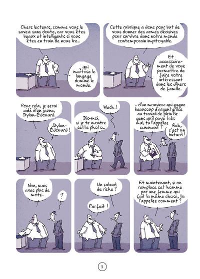 Page 1 La sémantique c'est élastique