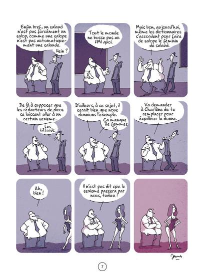 Page 3 La sémantique c'est élastique