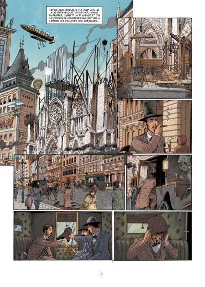 Page 3 Hauteville house tome 17