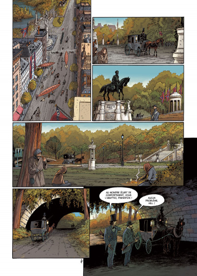 Page 4 Hauteville house tome 17