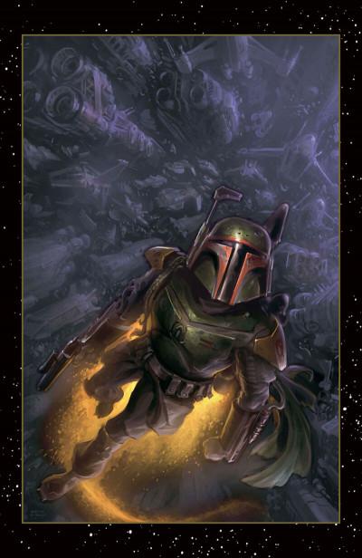 Page 4 Star wars - Boba Fett - intégrale tome 3