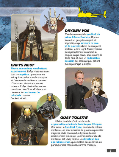 Page 5 Star wars - Solo (jeunesse)