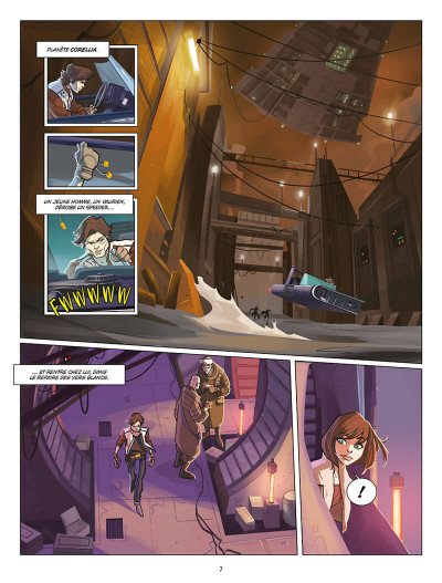 Page 7 Star wars - Solo (jeunesse)