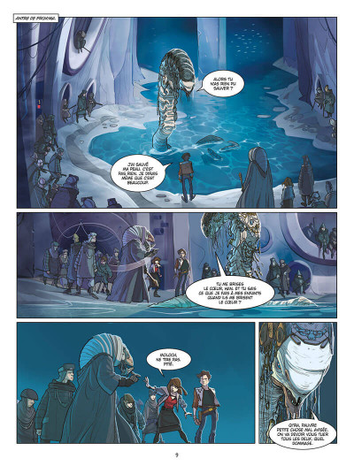Page 9 Star wars - Solo (jeunesse)