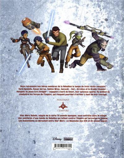Dos Star Wars - rebels tome 12