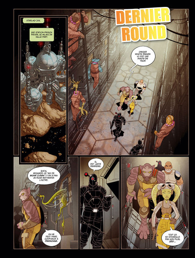 Page 3 Star Wars - rebels tome 12