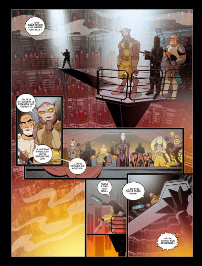 Page 5 Star Wars - rebels tome 12