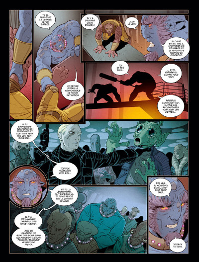 Page 8 Star Wars - rebels tome 12