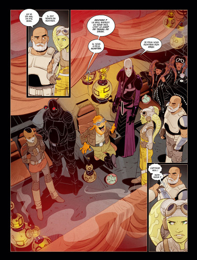 Page 9 Star Wars - rebels tome 12