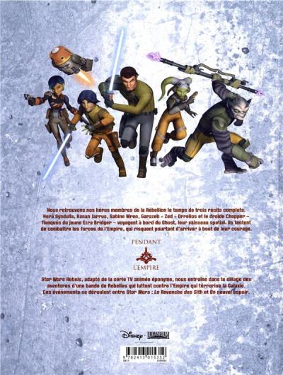 Dos Star Wars - rebels tome 11