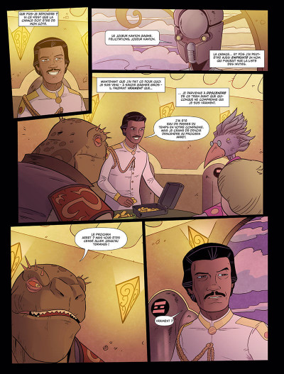 Page 4 Star Wars - rebels tome 11