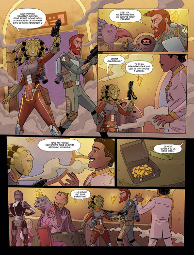 Page 6 Star Wars - rebels tome 11
