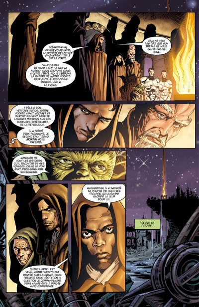 Page 6 Star wars - Icones - tome 9 - Mace Windu
