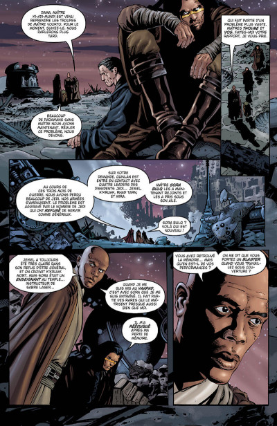 Page 7 Star wars - Icones - tome 9 - Mace Windu