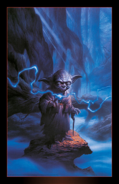 Page 2 Star Wars - Icones tome 8 - Yoda