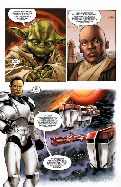 Page 6 Star Wars - Icones tome 8 - Yoda
