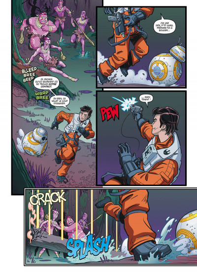 Page 3 Star wars - Nouvelles aventures tome 1
