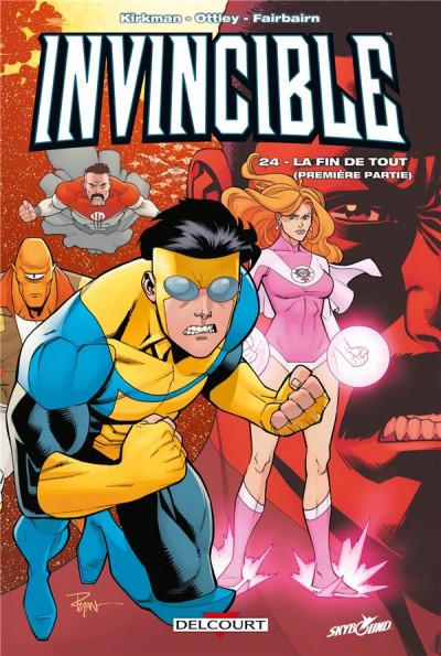 Couverture Invincible tome 24