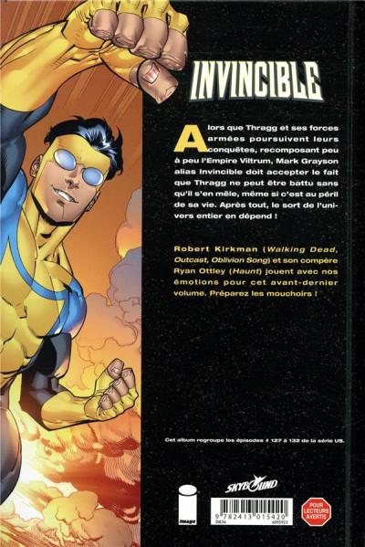 Dos Invincible tome 24