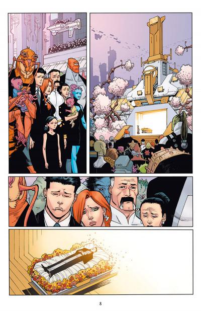 Page 2 Invincible tome 24