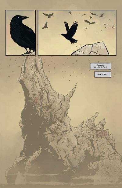 Page 1 B.P.R.D. - Un mal bien connu tome 1