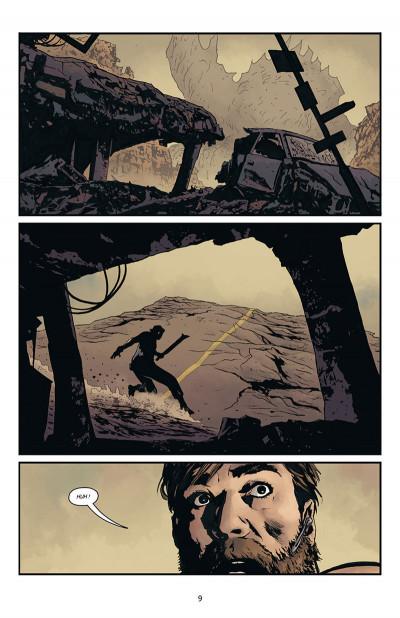 Page 2 B.P.R.D. - Un mal bien connu tome 1