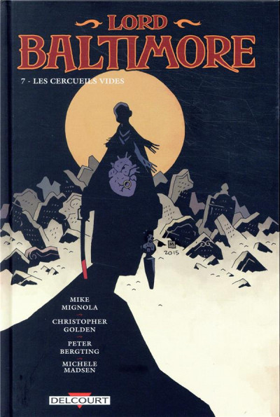 Couverture Lord Baltimore tome 7